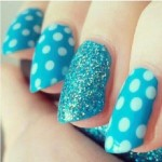 20 Beautiful And Trendy Sparkling Nail Ideas