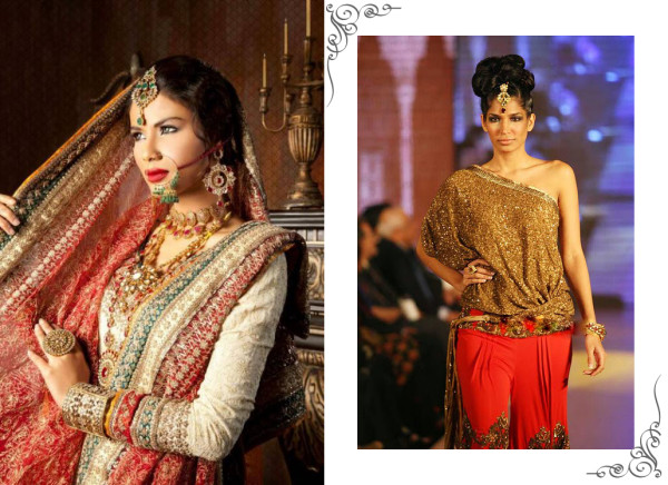 Eastern Bridal Outfit Ideas (8)