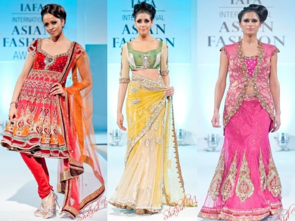 Eastern Bridal Outfit Ideas (2)