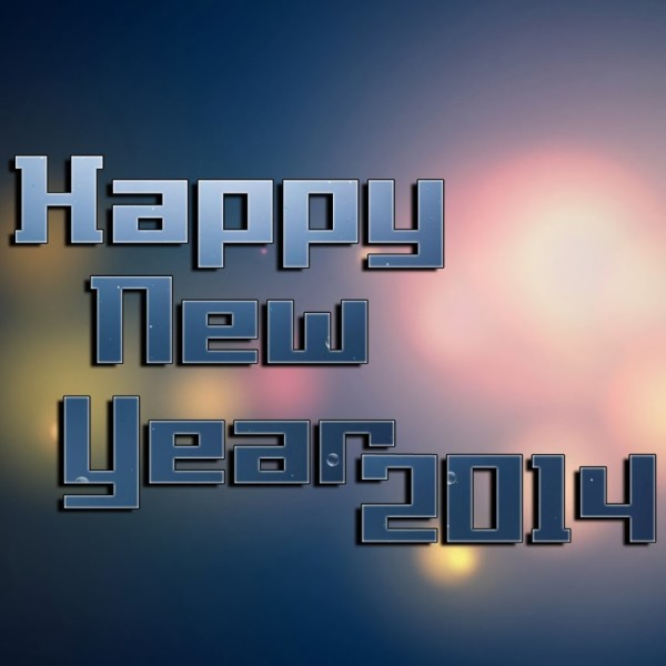 Happy New Year Wallpaper HD 2014