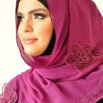Amazing and simple Hijab style