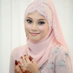 Hijab Style For Parties