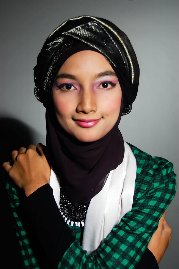 25 Beautiful Hijab styles For Girls - ImpFashion - All News About ...