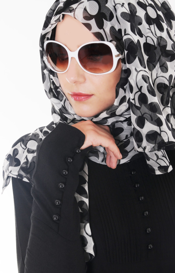 25 Beautiful Hijab Styles For Girls Impfashion All News About Entertainment