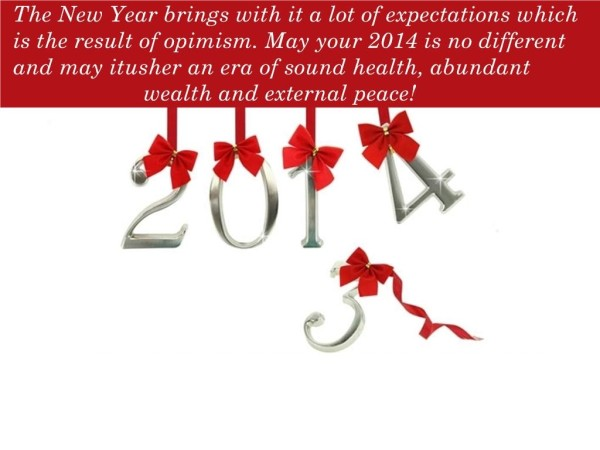 30+ Happy New Year Quotes For 2014
