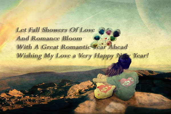 Romantic Quotes New Year Quotes