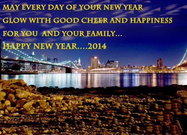 New Year Quotes 2014
