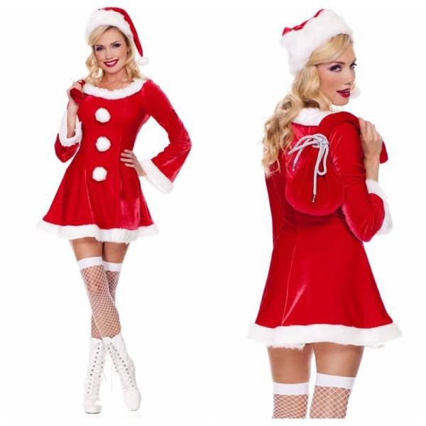 4dab493f821ce 20+ Santa Claus Costumes For Womens Merry christmas