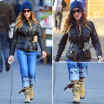 20 Fascinating Collection Of Winter Outfits With Flat Boots