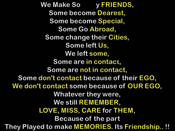Touching Quotes About Friendship Fascinating 25 Heart Touching Collection Of Best Friend Quotes