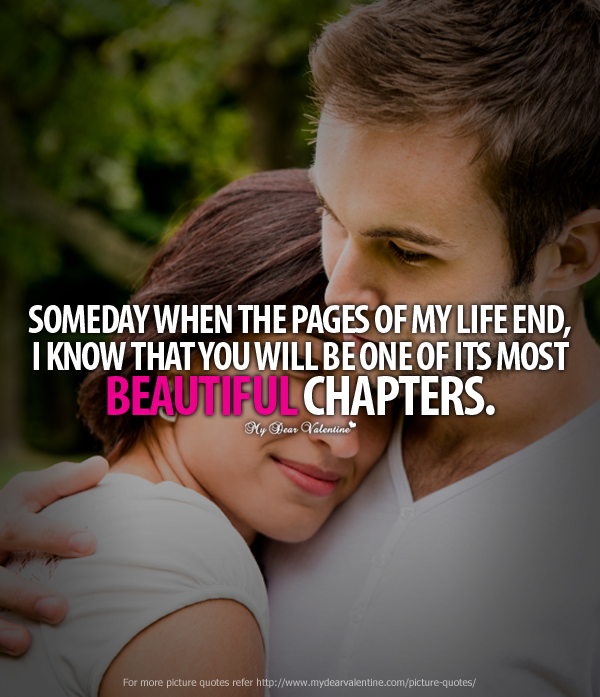 Love Quotes For Him. Romantic Quotes