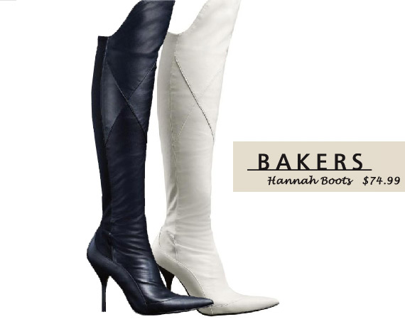 Bakers Shoes in New York: complete list of store locations and store hours.