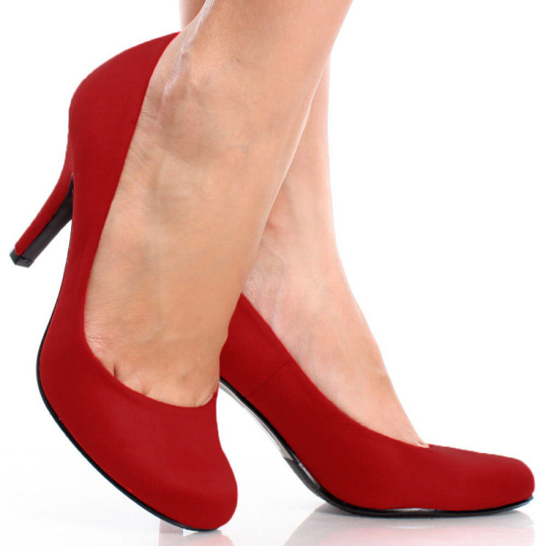 50  Red Heels For This Valentine's Day