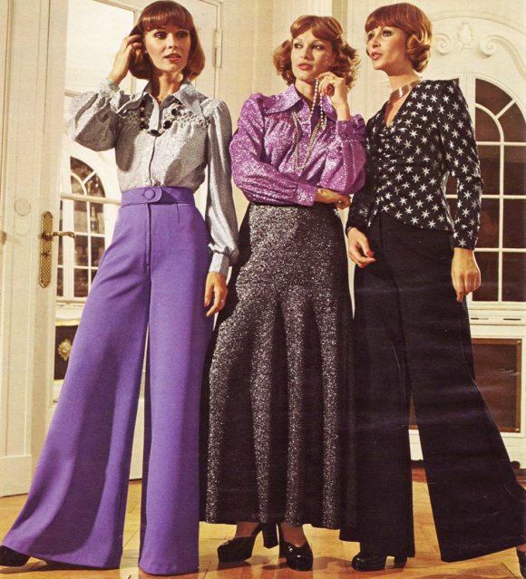 50+ Awesome Photo-Shots Of 70s fashion And Style Trends