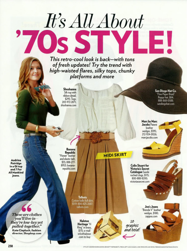 70's clothing stores