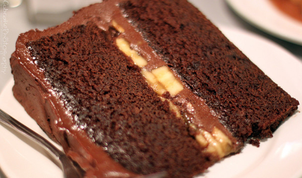 Imp Chocolate Fudge Cake