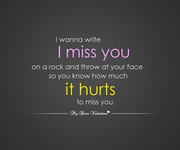 Missing Your Love Quotes: 40+Most Heart Touching Miss You Quotes For Lovers
