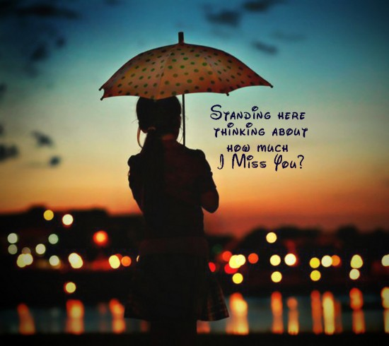 Miss U Quotes About Love : 40+Most Heart Touching Miss You Quotes For Lovers