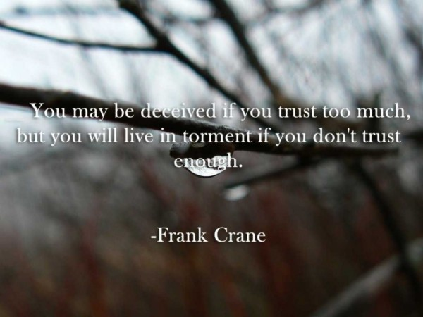 60 Best Ever And Heart Touching Trust Quotes For You Gorgeous Best Quote Ever