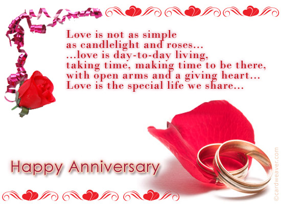 55+ Wedding Anniversary Wishes For Most Romantic Couples