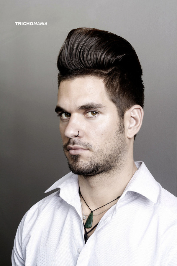 35+ Some Modern And Trendy Mens Hairstyles