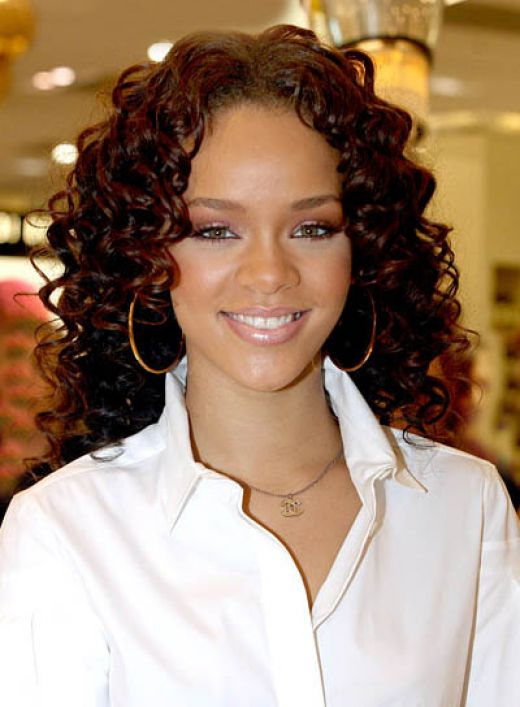 Curly Hair Style : 20 Most Beautiful Curly Hair Styles