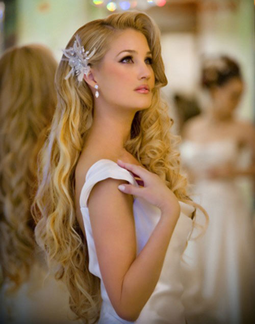 Image result for styling long hair