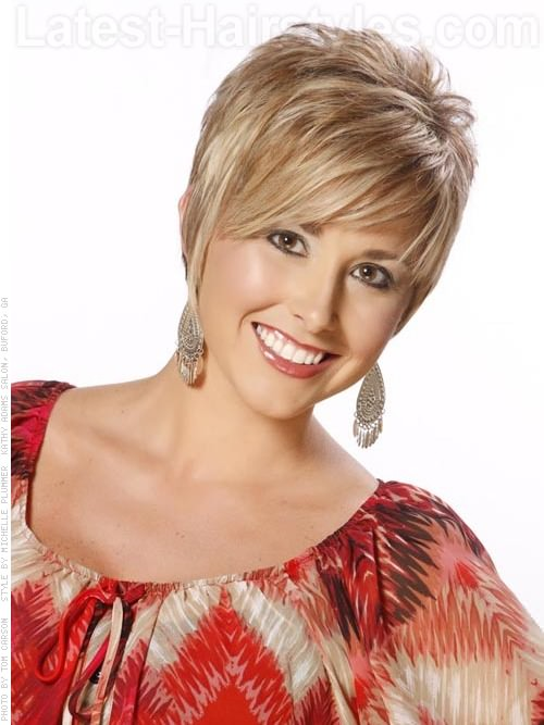 Ladies Latest Hair Style : 25+ Best Short Haircuts For Women