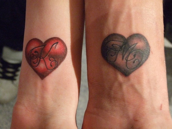 Tatoo Couple