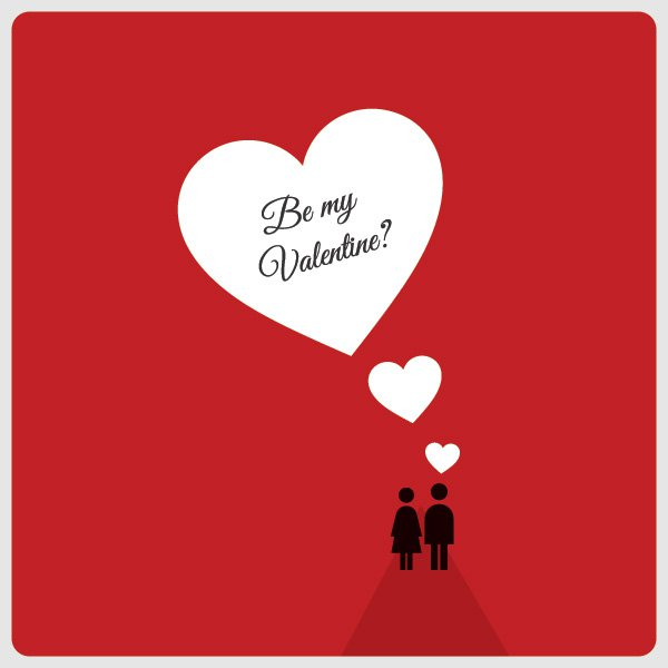 25 Stunning Ideas Of Valentine Cards – Beautiful Valentines Day Cards