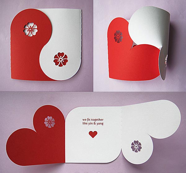 valentine card making ideas