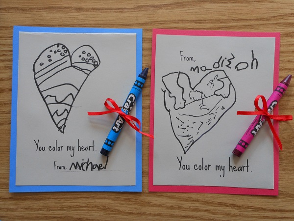 25 Stunning Ideas Of Valentine Cards – Cute Valentine Cards Homemade