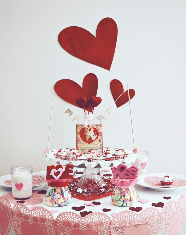 25 stunning collection of valentines day gift ideas for Valentine day decoration ideas