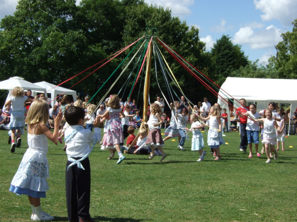 Maypole Celebration