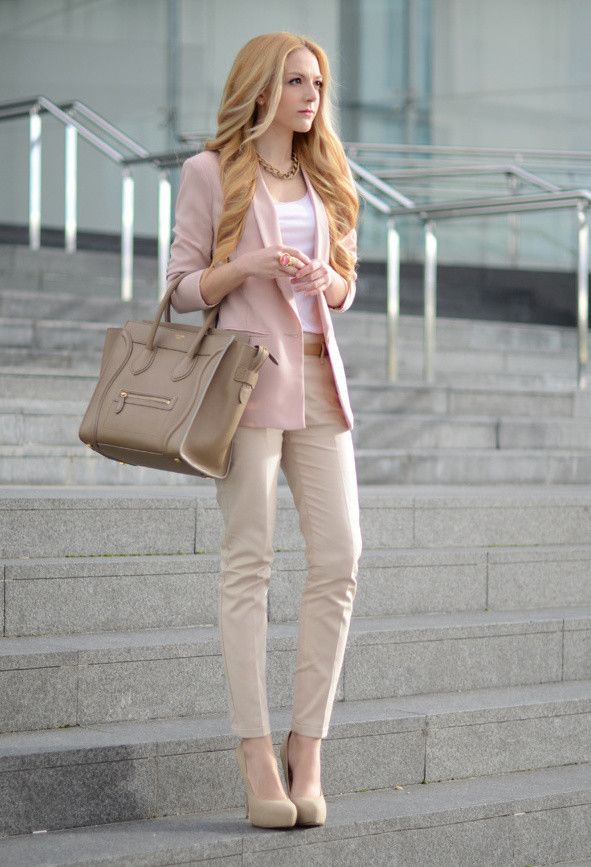 Office-Outfit-Ideas-2014-In-Summer-For-Girls