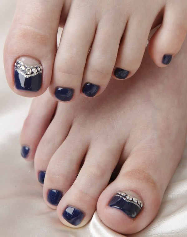 Best-Ideas-Feet-Nail-Art-Designs-2015-16-Collection-For-Girls-1