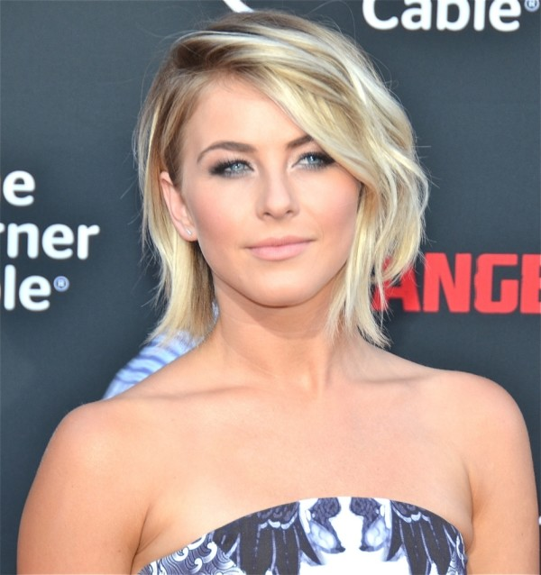 "06/22/2013 - Julianne Hough  - Disney's ""The Lone Ranger"" - World Premiere - Arrivals - Disney California Adventure, Disneyland - Anaheim, CA, USA - Keywords: headshot, ""The Lone Ranger"" World Premiere Red Carpet, Disney Parks Orientation: Portrait Face Count: 1 - False - Photo Credit: Jonathan  Shensa / PR Photos - Contact (1-866-551-7827) - Portrait Face Count: 1"