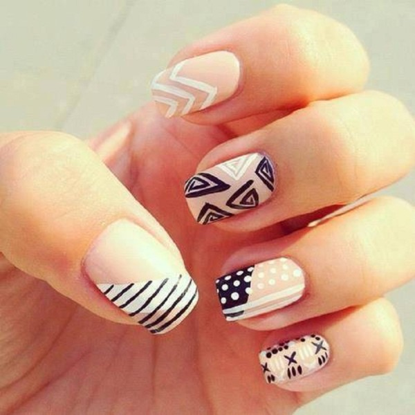 Summer-Nail-Art-Designs-easy-style-of-nail-art-summer-designs