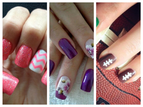 Super-Cute-School-Nail-Designs-For-Spring-Season-2015-001