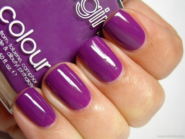 cute-style-purple-nail-polish-designs-fantastic-143823