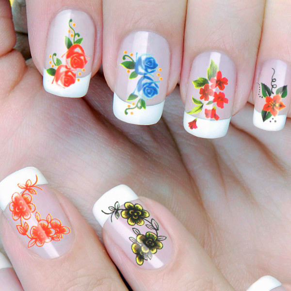 tattoo-nail-art-stickers