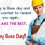 Best and special boss day
