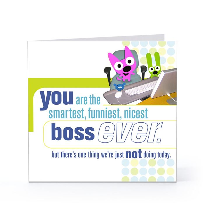 Inspirational Bosses Day Quotes