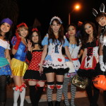 Korean Halloween Parties