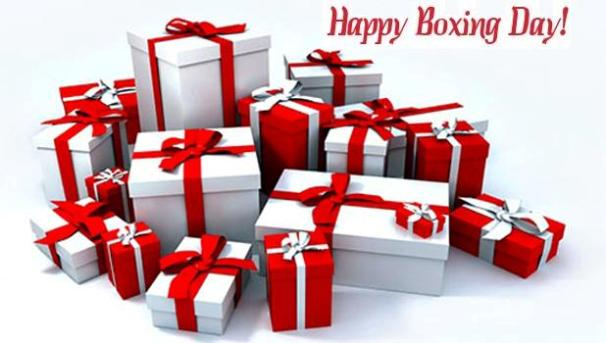 20 Boxing Day Wishes