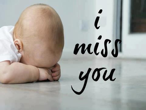 Sad Love Baby Wallpaper : 23 Miss You