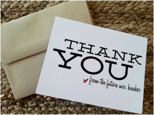 Wedding Gifts For Colleagues : Saying thank you to colleagues, staff members, associates, and