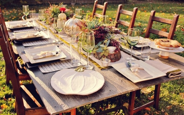 20 Thanksgiving Celebration Ideas