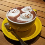 Hello Kitten Latte Art