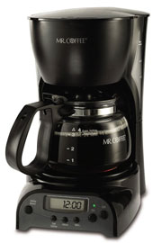 Coffee Maker- MR Coffee DRX5